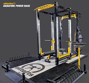 eliteft signature squat rack