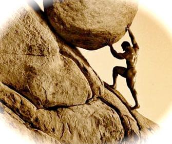 Sisyphus sissy squat