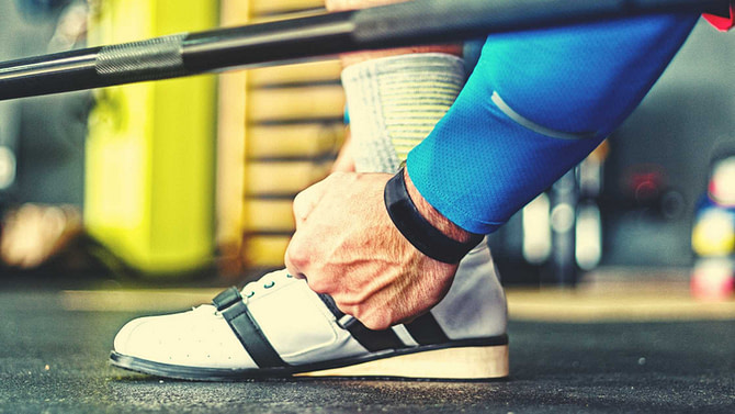 weightlifting shoes history